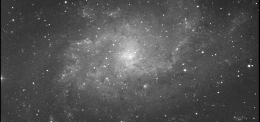 Possible nova PNV J01335420+3026108 in Messier 33: an image (28 Dec. 2015)
