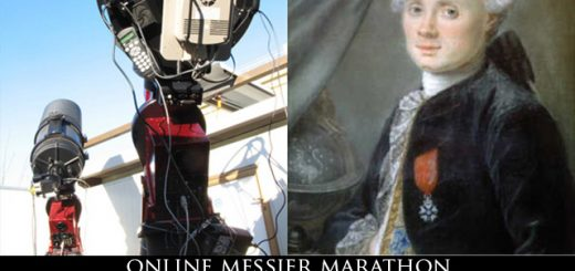 Online Messier Marathon – 8th Edition!