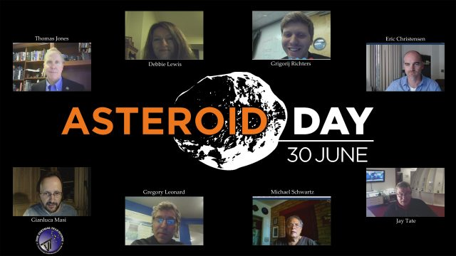 Asteroid Day 2016 @ Virtual Telescope: the protagonists