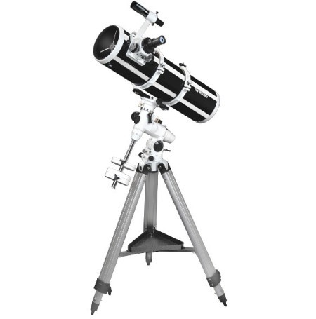 <b>Acquista</b> Telescopio completo Newton 150/750 EQ3-2 SKYWATCHER - raccomandato dal Virtual Telescope