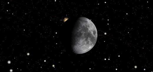 Rome, 05 Feb. 2017, 11:24 PM (UT+1): Aldebaran disappears behind the Moon