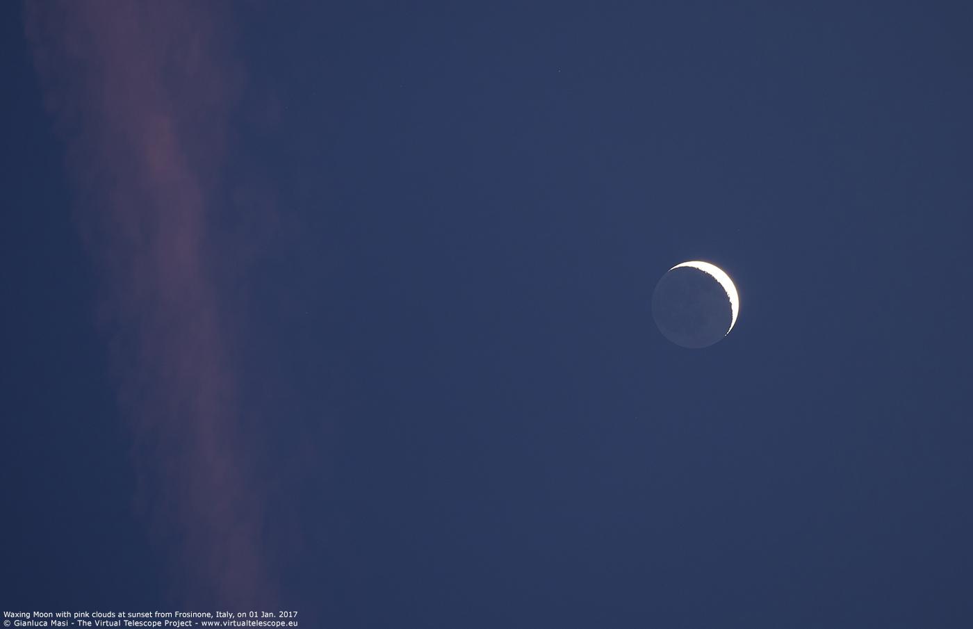 moon and venus 2017 - photo #36
