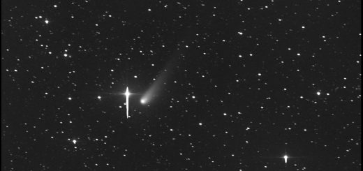 Comet C/2015 V2 Johnson: 25 Feb. 2017