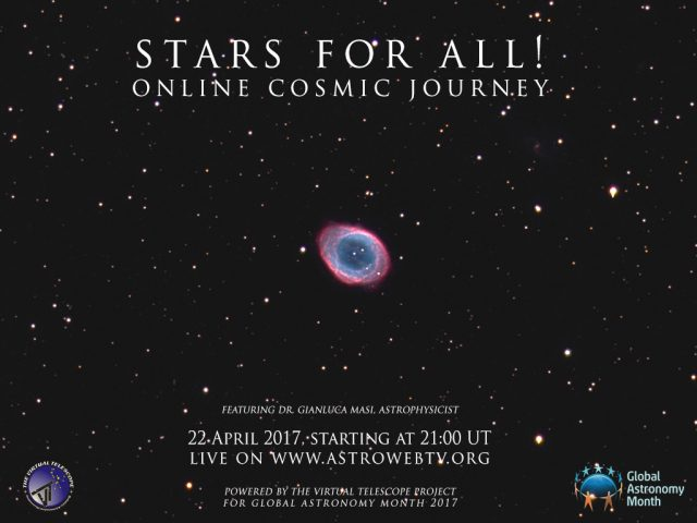 """Stars for All!"" – online event"