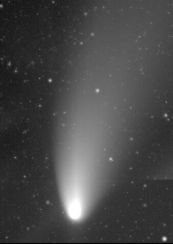 Comet C/1995 O1 Hale-Bopp: 31 Mar. 1997