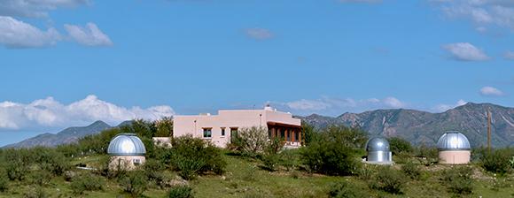 Il Tenagra Observatories in Arizona