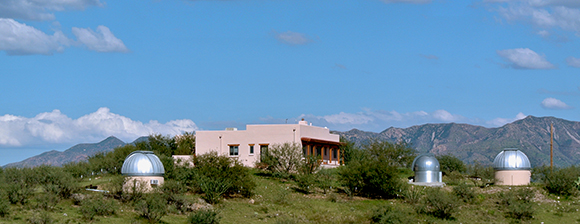Tenagra Observatories in Arizona