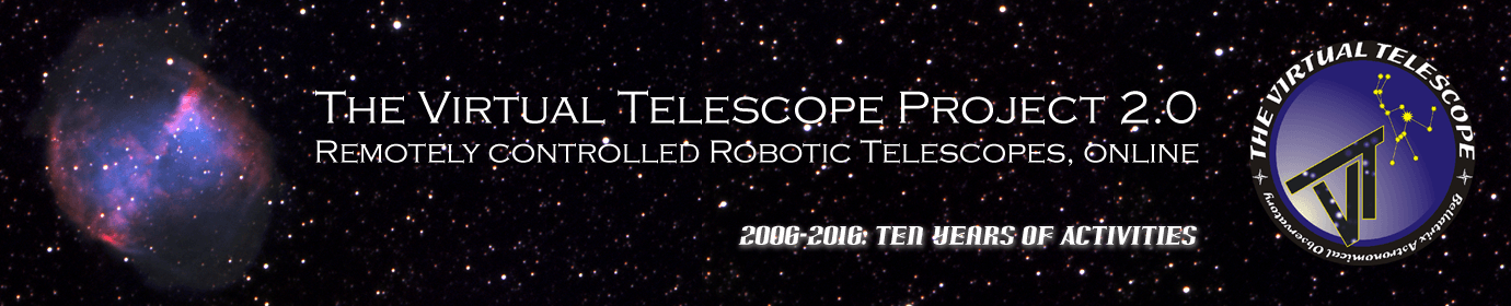 The Virtual Telescope Project 2.0