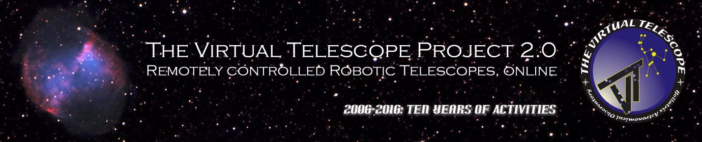 The Virtual Telescope Project 2.0