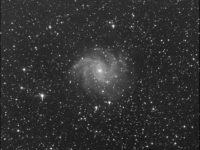 Supernova SN 2017eaw and NGC 6946: 16 June 2017