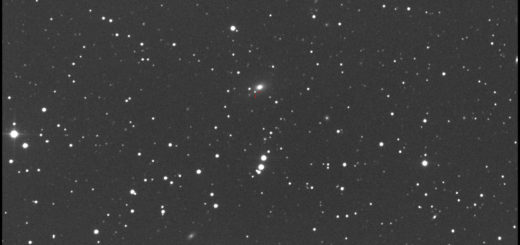 Supernova SN 2017fms in the galaxy IC 1371: 28 July 2017