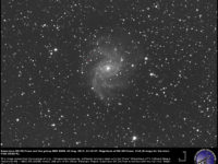 Supernova SN 2017eaw and NGC 6946: 02 Aug. 2017