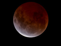 31 Jan. 2018 Total Lunar Eclipse: poster