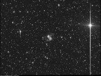 The planetary nebula Messier 76