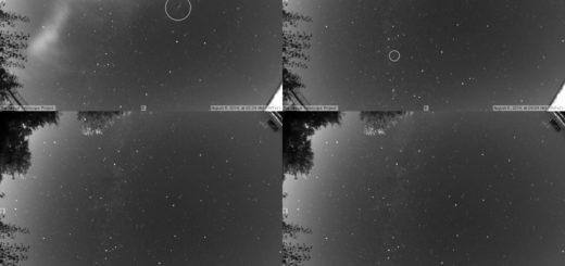 Geminids 2017 Meteor Shower: online observation