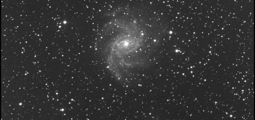 Supernova SN 2017eaw and NGC 6946: 3 Sept. 2018