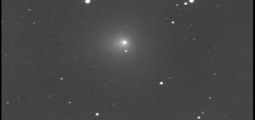 Comet 46P/Wirtanen: 7 Nov. 2018