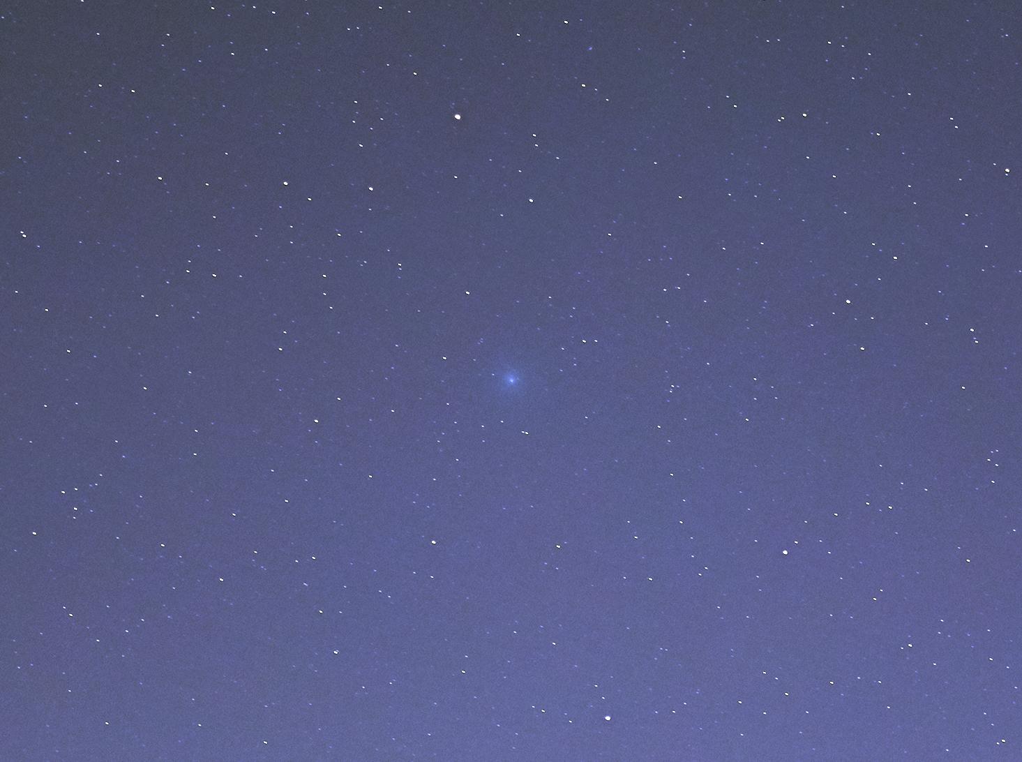Comet 46P/Wirtanen - 5 Dec. 2018