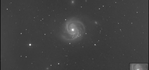 Supernova SN 2019ehk in Messier 100: 6 May 2019