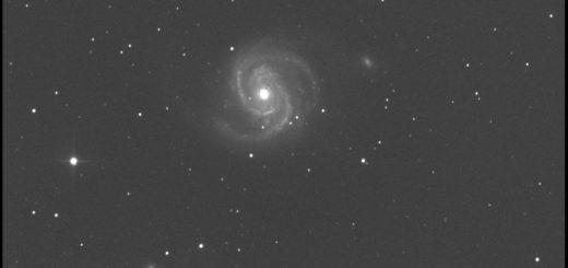 Supernova SN 2019ehk in Messier 100: 25 June 2019