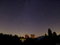 Perseids 2018 from Central Italy