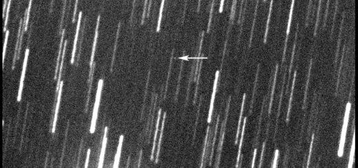 Near-Earth Asteroid 2020 KJ4 - 27 May 2020.