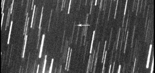 Near-Earth Asteroid 2020 KJ4 - 27 May 2020.