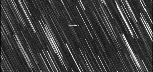 Near-Earth Asteroid 2020 MP1 - 24 June 2020.
