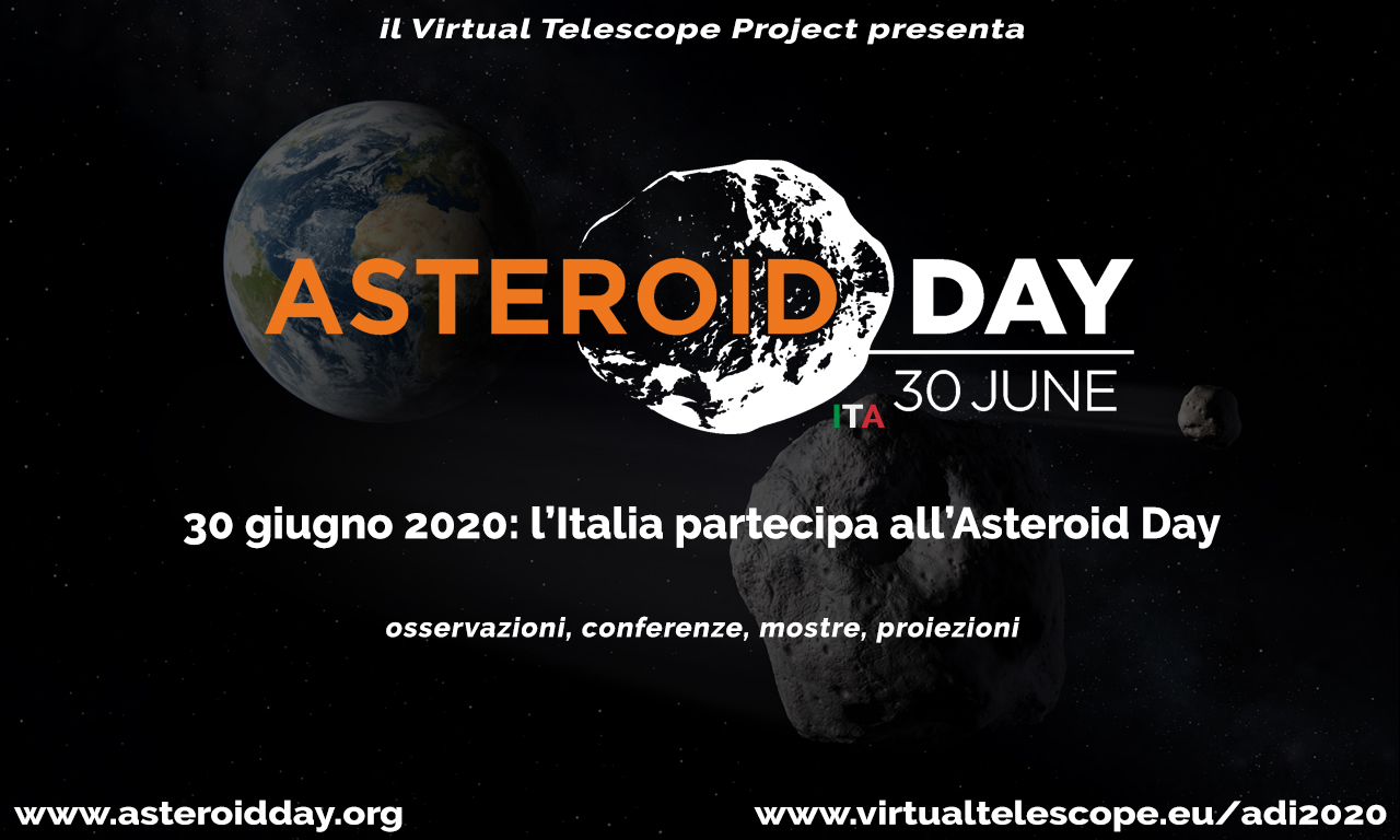 Asteroid Day Italia 2020