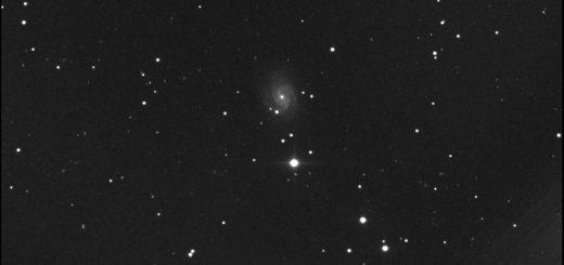 NGC 514 and supernova SN 2020uxz: 20 Oct. 2020.