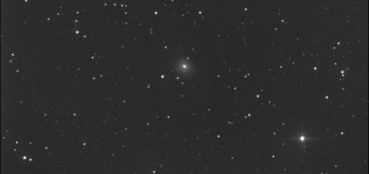 NGC 7722 and supernova SN 2020ssf. 8 Oct. 2020.