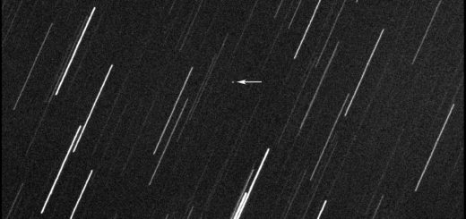Near-Earth asteroid 2020 VP1. 10 Nov. 2020.
