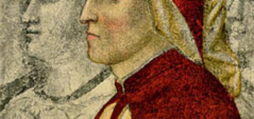 Dante Alighieri dipinto da Giotto