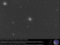 Supernova SN 2021do in NGC 3147 galaxy: 11 Feb. 2021.