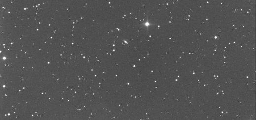 Supernova SN 2021fv in CGCG 033-001 galaxy: 15 Feb. 2021.