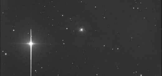 Supernova candidate AT 2021gmj in NGC 3310 galaxy: 20 Mar. 2021.