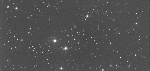 Supernova SN 2021bms in CGCG 539-105 galaxy: 03 Mar. 2021.