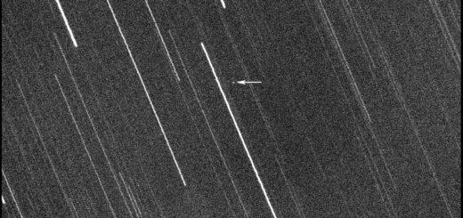 Near-Earth asteroid 2021 GC8. 13 Apr. 2021.