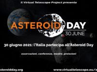 Asteroid Day Italia 2021.