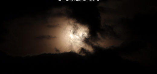 """""""10 June 2021 Annular Solar Eclipse"""" - poster of the event"""